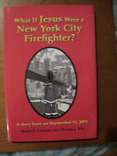 """Case of 60 BOOKS """"What if Jesus Were a New York City Firefighter?"""" by M. Coleman"""