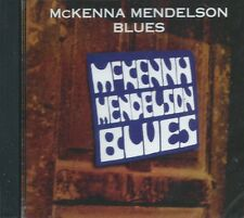 McKENNA MENDELSON BLUES - S/T 68 CANADA BLUES ROCK x UGLY DUCKLINGS GTRST SLD CD