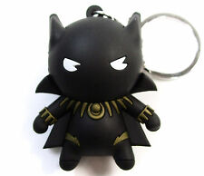 Marvel Secret Wars Figural Keyring BLACK PANTHER KEYCHAIN Blind Bag NEW