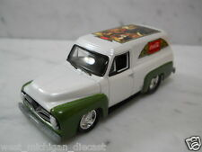 Johnny Lightning 1955 Ford Panel Van Delivery  Coca-Cola Coke HTF 1/64 Scale
