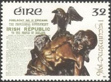 Ireland 1991 Easter Rising/Proclamation/Statue/Bird/Politics/People 1v (n21588)