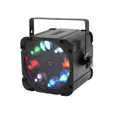 Equinox Crossfire Gobo LED Lighting Effect RGBW Disco DJ Light Shape