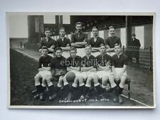 SWINDON FOOTBALL calcio 1935 vecchia cartolina old postcard England stadium