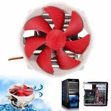 CPU Quiet Fan Cooler Heatsink For Intel LGA775/1151/115X AMD AM2 AM3 FM2 FM1 939