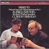 BRAHMS Piano Concerto no 2 ALFRED BRENDEL, BERLIN PO, ABBADO - DG CD
