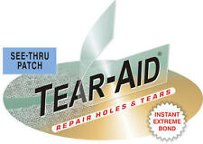 3 x TEAR AID TYPE A - REPAIR PATCHES FREE SHIP , Tent, Swag, Kite, Sail, Pack