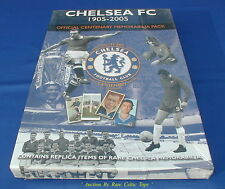 New Factory Sealed Chelsea FC 100 Years Official Centenary Memorabilia Package