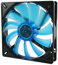 GELID Solutions Wing 14 UV Blue 140mm Ultraviolet Reactive Ultra Quiet Case Fan