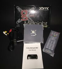 *NEW* MATRICES G-box Midnight MX2 HD Android 4.2 TV Box + Special Edition XBMC