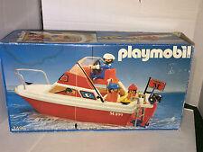 Playmobil 3498 Pleasure Boat Boxed