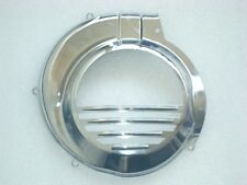 Vespa PX LML NV T5 Flywheel Cover Chrome for Electric Start Brand New P8078