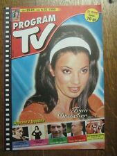 PROGRAM TV 05 (29/1/99) FRAN DRESCHER KIM BASINGER