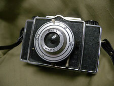 Rare Vintage 1953 Wolf Luxa Six Camera Germany 6 x 6 exp