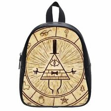 New Arrival Custom Gravity Falls Bill Cipher Kid's School Bag Toy Story Backpack