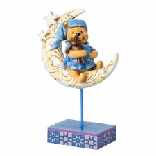 Disney Traditions Bedtime Bear (Winnie the Pooh on the Moon) 4038499 New