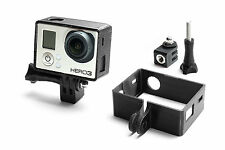 Frame Mount Tripod Mount für GoPro Go Pro HD HERO 3 Black Zubehör Stativ Adapter