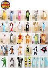 Animal Unisex Onesie Kigurumi Fancy Dress Costume Hoodies Pajamas Sleep wear