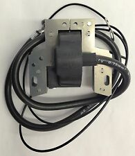 Electronic ignition coil replaces Briggs & Stratton No. 398811.