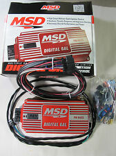 MSD 6425 Ignition Box MSD 6AL Digital CD with Rev Limiter Red Ea