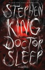 ~~ STEPHEN KING  ~~  DOCTOR SLEEP A NOVEL ~~ TRADE PAPERBACK