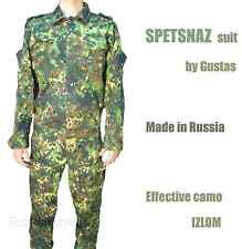 Russian Uniform Rip Stop Summer Field Izlom Camo Combat Suit Spetsnaz by Gustas