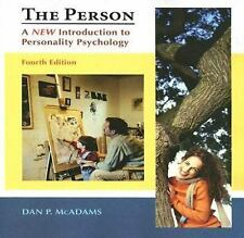 The Person: A New Introduction to Personality Psychology