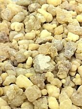 FRANKINCENSE Resin Used with CHURCH INCENSE Burner & Charcoal Disks 50Grams