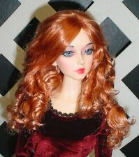 "Monique Gold DOLL Wig ""Paige"" Size 7/8 in Reddish Blonde"