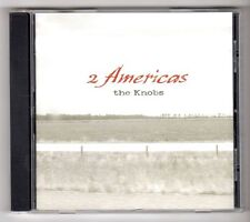 (GY300) The Knobs, 2 Americas - CD