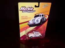 DIECAST JOHNNY LIGHTNING HERBIE THE LOVE BUG FULLY LOADED ORIGINAL VERSION - NEW