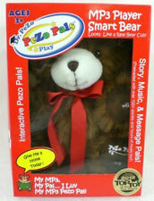 """PEZO PALS INTERACTIVE TEDDY BEAR MP3  """"2012 Toy of The Year Award""""  Brand New!"""