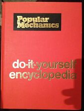 1982 POPULAR MECHANICS DO-IT-YOURSELF ENCYCLOPEDIA V. 16