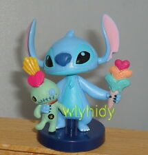 Choco Egg #10 Disney STITCH & SCRUMP Mini Figure, 1pc. - Furuta   h#3
