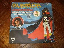 45 T ALBATOR LE CORSAIRE DE L'ESPACE (LOGO A2) Jean- Pierre SAVELLI