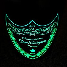 Vuoto di Bottiglia DOM PERIGNON Brut luminoso Vintage Champagne Luminous vuota