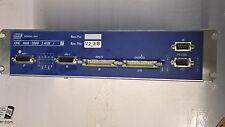 PLc SCE CNC M68-2000 2 ASSI + I/0 BOARD