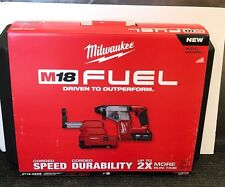 "M18 FUEL 1"" SDS Plus Rotary Hammer-Dust Extractor O-B Milwaukee 2712-22DE"