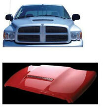 Dodge Ram SRT 10 Style Hood Ram Air 2002-2008 And 2003-2009 HD RK Sport 21012000