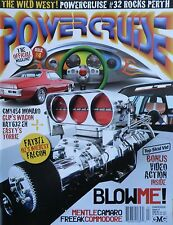 Powercruise Magazine Issue No 4 - 20% Bulk Magazine Discount Available