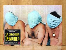 LA DOLCISSIMA DOROTHEA fotobusta poster affiche Anna Henkel Dorotheas Rache