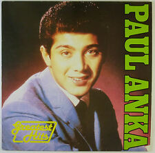 "12"" LP - Paul Anka - Greatest Hits - k5424 - washed & cleaned"
