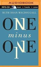 Nancy Pearl's Book Lust Rediscoveries: One Minus One by Ruth Doan MacDougall...