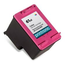 Printronic For HP 61XL Color Ink for Deskjet 1000 J110a CH340A Printer