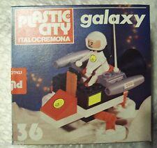 Vintage Plastic City Italo cremona serie Galaxi dal n. 36