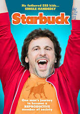 """Starbuck - DVD - French Film That Inspired """" Delivery Man """" ( but this Is good!)"""