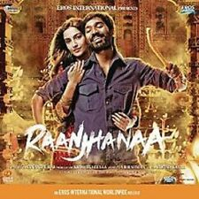 RAANJHANAA - A.R RAHMAN - BOLLYWOOD SOUNDTRACK CD - FREE POST