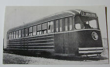 USA764 - BROOKLYN & QUEENS TRANSIT Co - First PCC TROLLEY Car PHOTO  New York