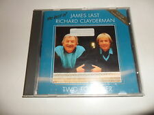 Cd   James Last &  Richard Clayderman  ‎– The Best Of James Last / Richard Clayd
