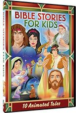 Bible Stories For Kids: 10 Animated Tales DVD