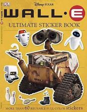 Ultimate Sticker Book: Wall-E Ultimate Sticker Books
